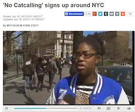 Photo: 4.16.15 SSH Board member Maliyka on Fox News in NYC