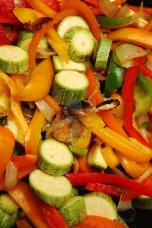 Daddy's Stirfry Veggies Recipe