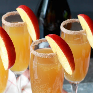 Spiced Fall Mimosa