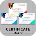 Professional Certificate Maker icon