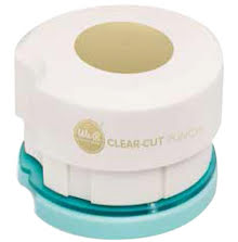 We R Memory Keepers 2inch Clear Cut Punch - Circle