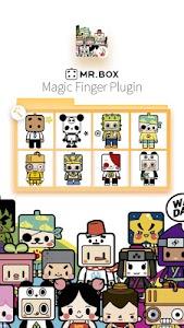 Mr.Box-Magic Finger Plugin screenshot 0