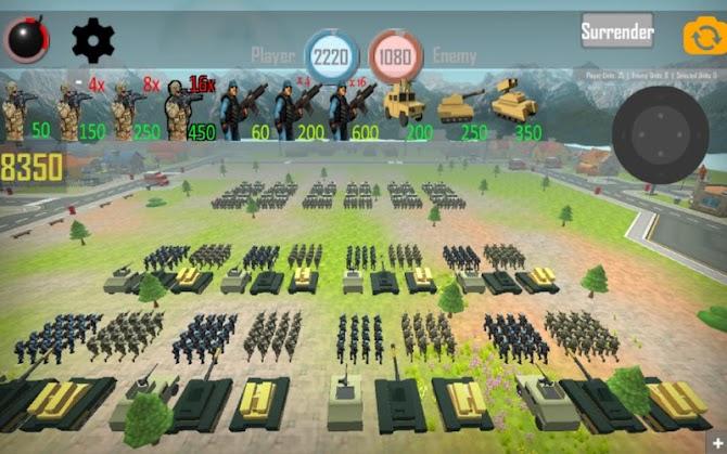 World War III: European Wars Android 19
