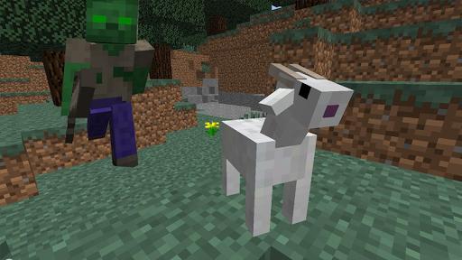 Goat Simulator - Zombie Craft
