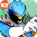 Tips : Power Dino Rangers - All Levels icon