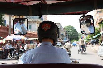 Photo: Year 2 Day 35 - Arun Our Tuk Tuk Driver