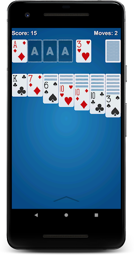 Solitaire 1.8 screenshots 1