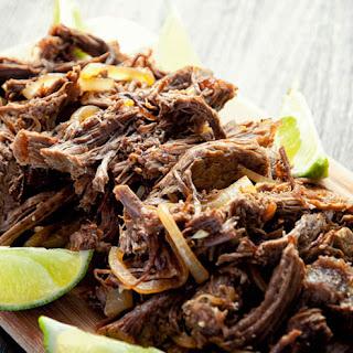 Cuban Shredded BeefRecipe.