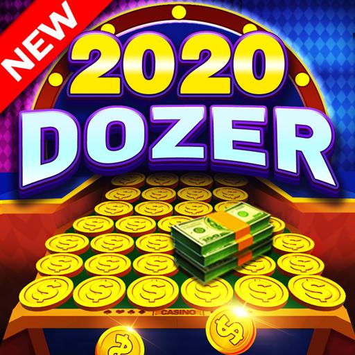 Coin Carnival - Vegas Coin Pusher Arcade Dozer