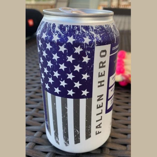Logo of Tivoli Fallen Hero Blonde Ale
