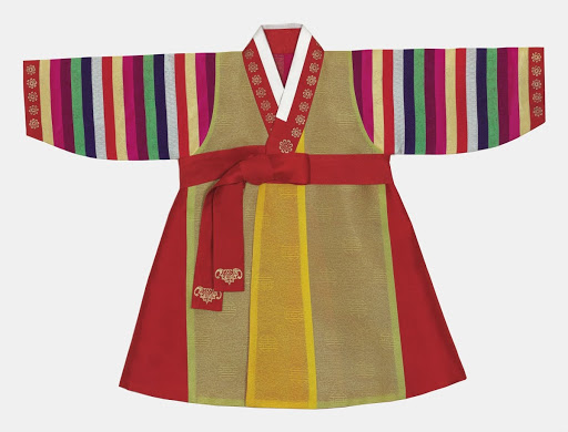 Ceremonial Costume for a Girl