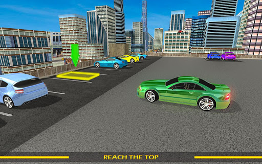 Street Car Parking 3D 1.0.1 screenshots 2