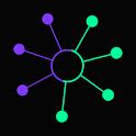 Spinning Circle - Pin It icon