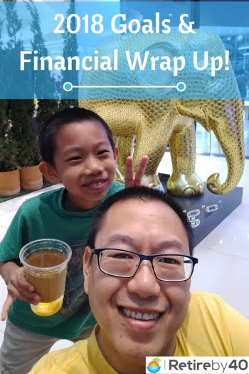 2018 Goals and Financial Wrap Up!