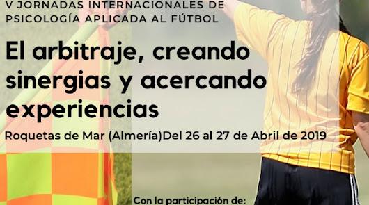 El fútbol y la psicología se dan la mano en Roquetas de Mar