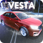Russian Cars: VESTA 1.4