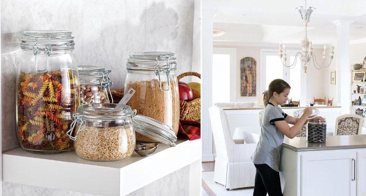 Utensilios de cocina saludables y ecológicos