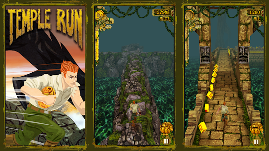 Temple Run Mod (Unlimited Money, Unlocked) APK Free Download 7