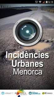 Incidencias urbanas Menorca- screenshot thumbnail