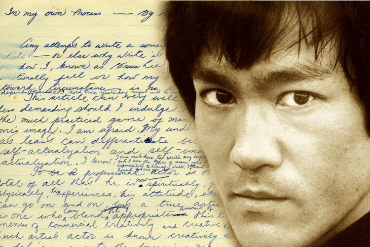 Bruce Lee's Unpublished Letters Reveal His Own Process Of Personal Awakening