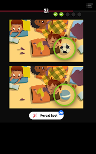 Infinite Differences – Find the Difference Game! 8