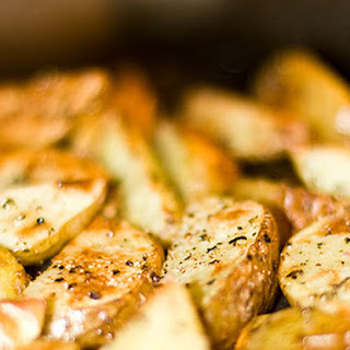Potato Wedges with Rosemary Recipe
