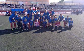 El Poli Almería con Altea