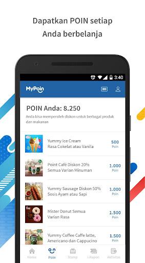 MyPoin 1.5.4 Screenshots 2