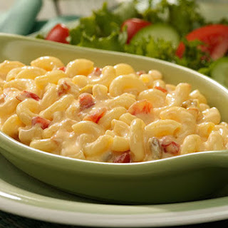 Zesty Mac & Cheese.