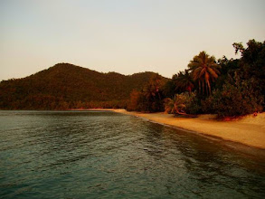 Photo: Dunk Island en Australie