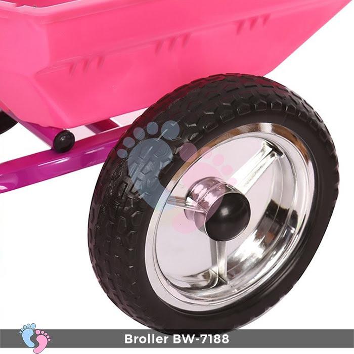 Xe đạp trẻ em 3 bánh Broller XD3-7188 11