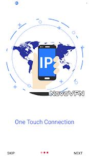 App Novo VPN Unlimited / Free Fast Proxy World-wide APK for Windows Phone