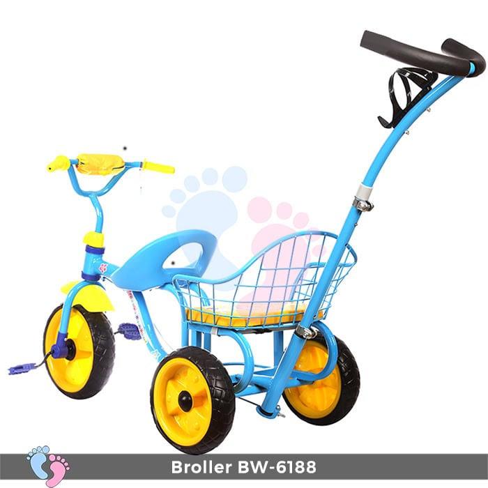 Xe đạp đẩy ba bánh Broller XD3-6188 6