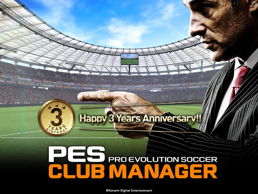 PES CLUB MANAGER  gameplay | by HackJr.Pw 9