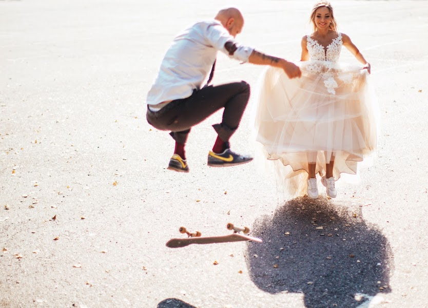 Wedding photographer Lina Malina (LinaMmmalina). Photo of 20.01.2017