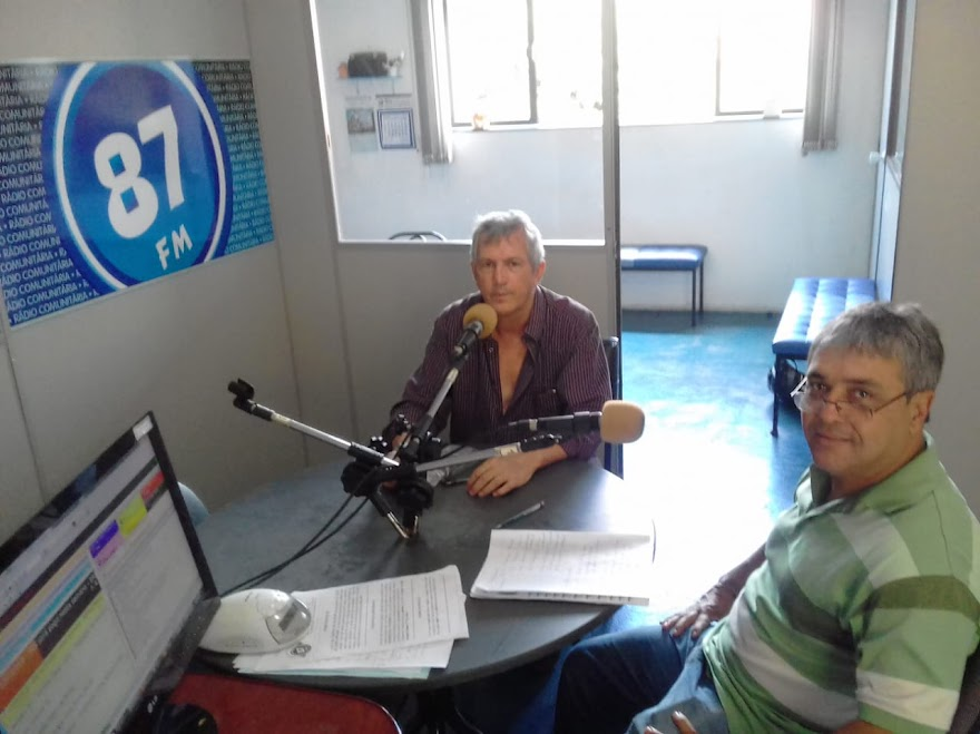 Jota Araújo e Donacio Silva