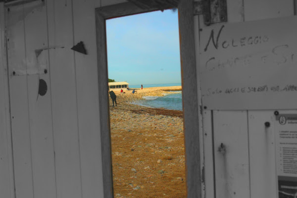 Il mare allo specchio di Simone