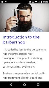 Barbershop Course - náhled