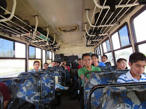 Photo: Camino a la misión