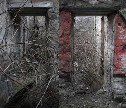 Photo: Abandoned farmhouse near Queensferry, outside Edinburgh.