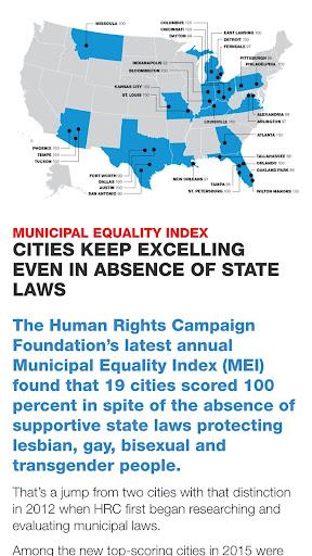 HRC Equality Magazine  screenshots 4