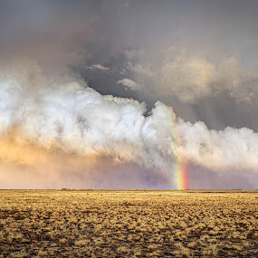 Over the rainbow by Jeff Niederstadt - Landscapes Cloud Formations (  )