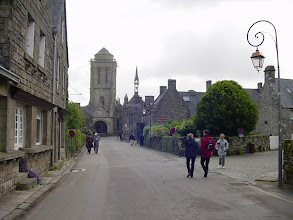 Photo: Saturday brings a tour of the Cornouaille coastal area, beginning in the village of Locronan.