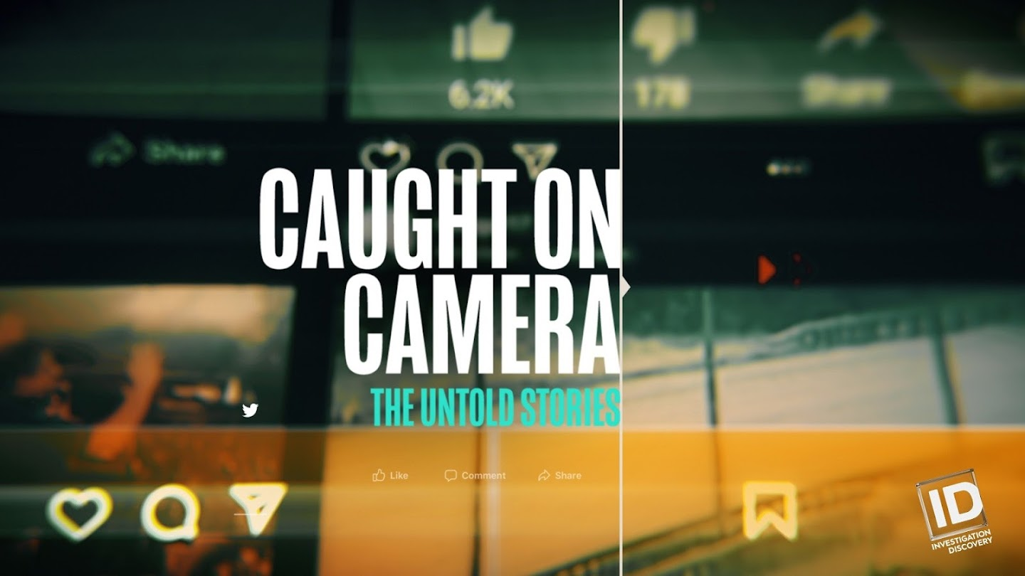 Watch Caught on Camera: Untold Stories live