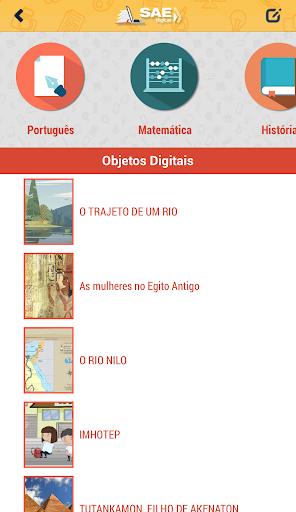 Livros Digitais SAE Digital 3.2.2 screenshots 3
