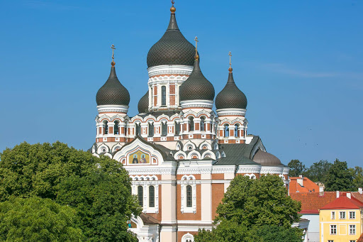 Don't miss stunning Alexander Nevsky Cathedral during your visit to Tallinn.