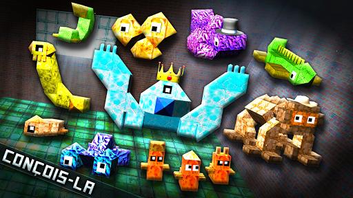 Code Triche MonsterCrafter APK MOD (Astuce) screenshots 1