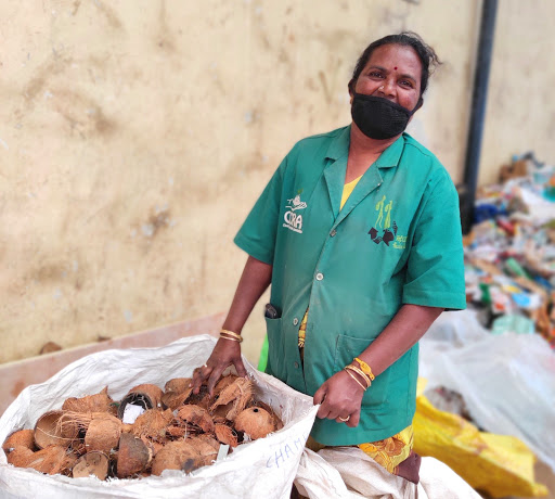 How the pandemic locked waste workers out of livelihoods