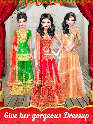 Indian Girl Royal Wedding - Arranged Marriage apktram screenshots 4