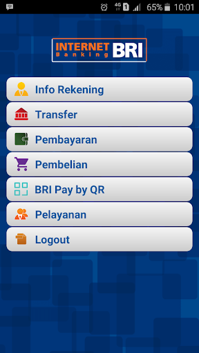 BRI Mobile screenshot
